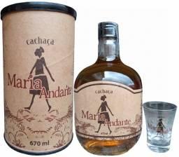 Título do anúncio: Cachaça Maria Andante 700ML