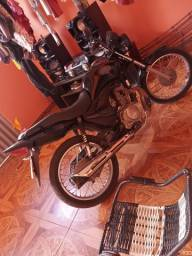 Moto 125 fan  2012 todas em dia