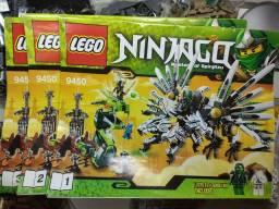 Lego ninjago dragão