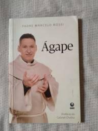 Livro Ágape Padre Marcelo Rossi