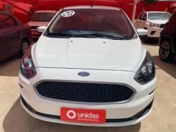 Título do anúncio: Ford ka SE 1.0 tivct 2020 / Fazemos financiamento