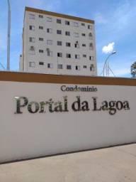 Apartamento no condomínio Portal da Lagoa