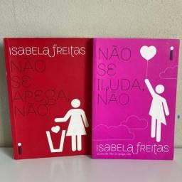 Título do anúncio: Livros Isabela Freitas