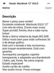 Notebook apple