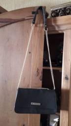 Bolsa de couro legítimo