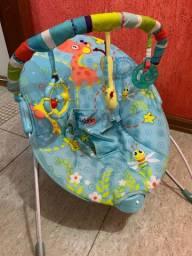 Cadeira de balanço vibratória Kido