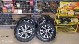 Vendo rodas 15 Fiat