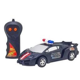 Título do anúncio: Carrinho De Controle Remoto Policial Com Luzes