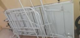 Cama hospitalar + cadeira de roda