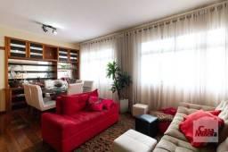Apartamento à venda com 3 dormitórios em Lourdes, Belo horizonte cod:276905