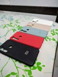 11 capinhas do Xiaomi Redmi Note 8