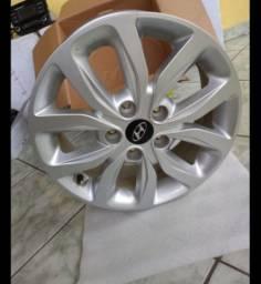 Jogo de rodas do Hyundai Creta - usado poucos meses
