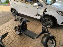 Scooter Elétrica Moto 2.000W