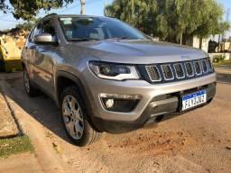 Título do anúncio: Jeep Compass Longitude 4x4 Diesel 2021 7 mil km rodados
