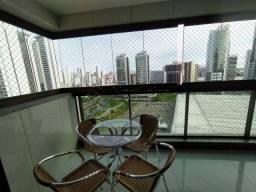 Apartamento para venda com 100 metros quadrados com 3 quartos em Boa Viagem - Recife - PE