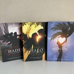Título do anúncio: Livros da trilogia Halo