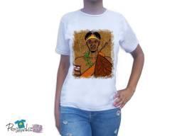 Camisa guerreiro africano