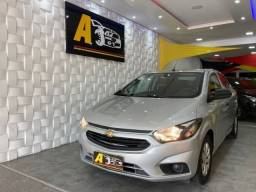 Título do anúncio: chevrolet onix joy plus (sedan) 1.0 -ipva 2021 pg