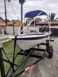 Barco fibra 3,20 x 1,40