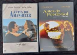 Lote 7 dvds de Filmes