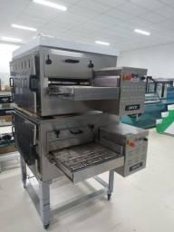 Título do anúncio: Forno para pizza de esteira JM Equipamentos Balneário Camboriú Paulo