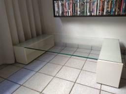 Título do anúncio: Centro de Sala da Tok&Stock de vidro temperado grosso (Modelo Mesa Estilo: Japonês)