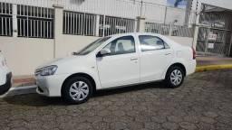 toyota Etios Sedan 2016