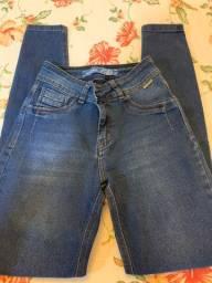 Diversas calças tamanho 38