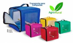 Título do anúncio: Bolsa Para Transporte de Calopsita, Periquito E Agaporni. Completa.