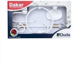 Título do anúncio: Kit Dakar com 5 Peças Branco - Duda