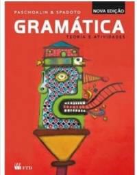 Gramatica Teoria E Exercicios Paschoalin E Spadoto