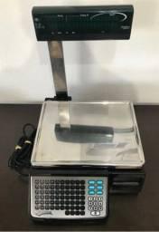 Balança Etiquetadora Filizola impressora platina 15 ou 30 kg wifi