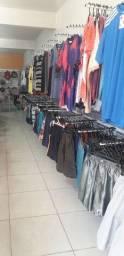 Loja de roupas completa: