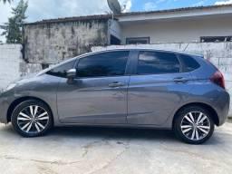 Honda Fit EXL 2015