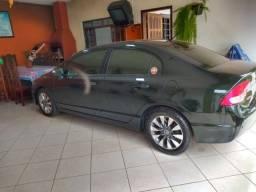 """Civic  lxl auto.11/11 66mil km""""Verde perolizado""""baixo fipe unico"""""""