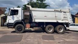 Título do anúncio: Caçamba M. Benz / AXOR 28316X4 Carga caminhão