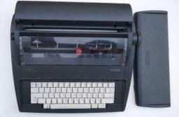 Máquina de Escrever Brother Ax325 Funcionando sem Fita