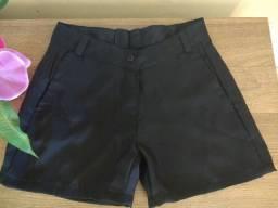 Short preto - novo
