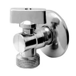 "Título do anúncio: Registro Maquina de Lavar Zinco 1/2"" - 3/4- Fertak Tools"