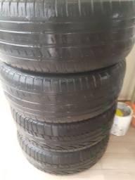Jogo de pneus 16