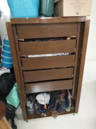 Cômoda gavetão c/ 6 compartimentos