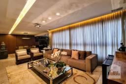 Apartamento à venda com 4 dormitórios em Anchieta, Belo horizonte cod:318563