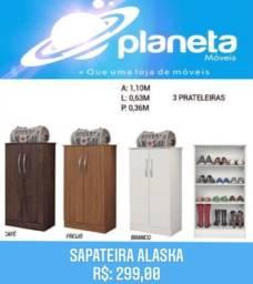 SAPATEIRA ALASKA // BIJOUTERIAS