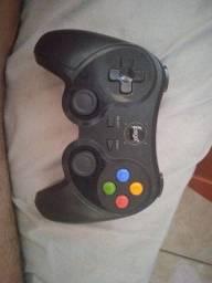 Controle sem fio pro PS2,e ps3
