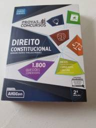 Título do anúncio: LIVRO DIREITO CONSTITUCIONAL.