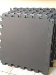 12 Placas de Tatame 1Mx1M e 3cm de espessura - Jiu Jitsu