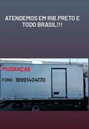 Am fretes mudanças o todo Brasil