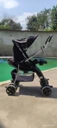 Carrinho de bebê tutty baby Thor plus preto new