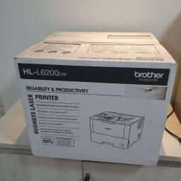 Impressora Brother HL-L6200DW NOVA