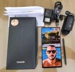 Galaxy Note 10+ Completo 12GB  256GB
